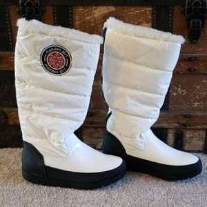 Madden Girl Igloo Boots Size 8.5 NEW No Box